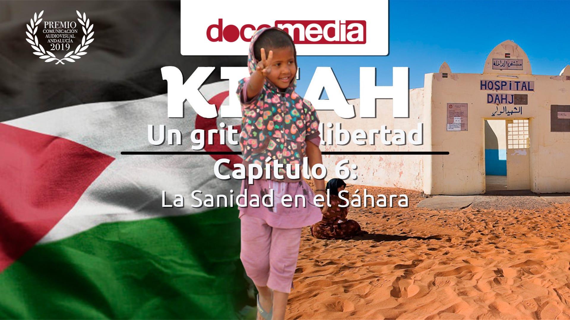 La sanidad en el Sáhara